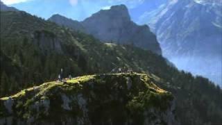 Alpencamping Nenzing von Oben