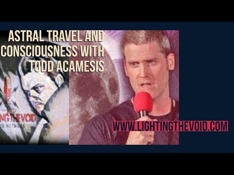Out Of The Body With Todd Acamesis