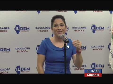 Illinois Comptroller Susana Mendoza (D) on the Campaign Trail