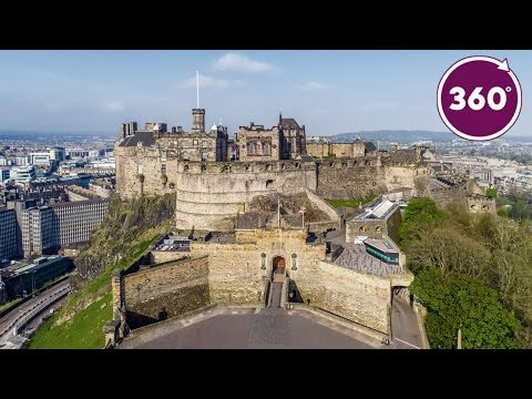 Edinburgh Castle | 360 Video