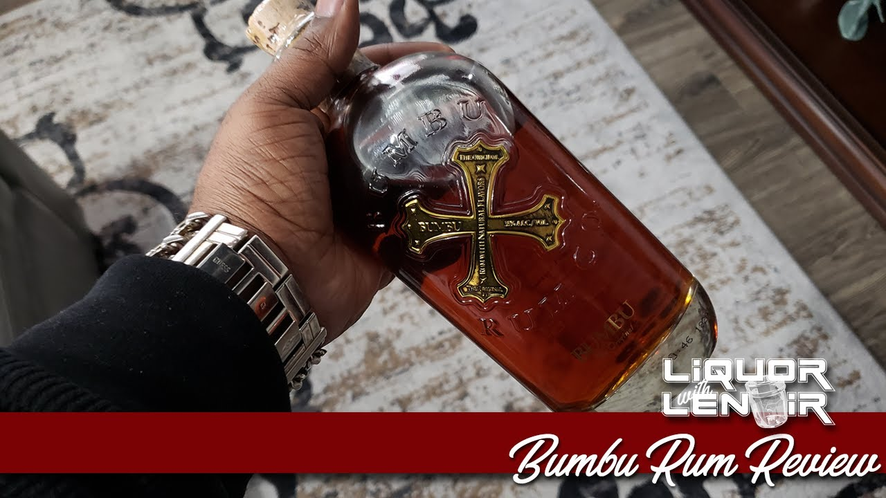 Bumbu Rum - Liquor With Lenoir