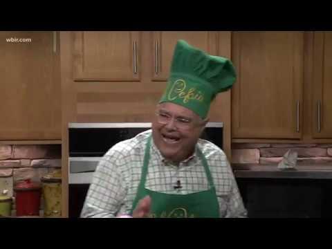 Chef Pepin Prepares Vaca Frita (Fried Cow) On WBIR 10 News