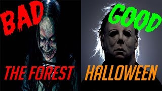 """What makes a Horror Movie and Why """"The Forest"""" Fails As One."""