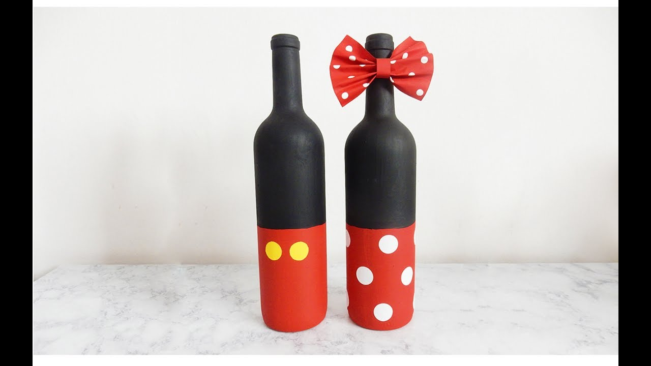 diy mickey and minnie mouse home decor youtube diy mickey and minnie mouse home decor