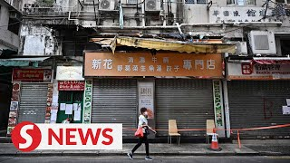 Hong Kong looks set for first Covid-19 lockdown