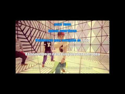 [Karaoke/Instrumental] EXO - Overdose (Korean)