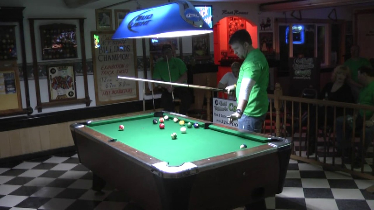 8-Ball Pool Tourney part Five  3-23-13