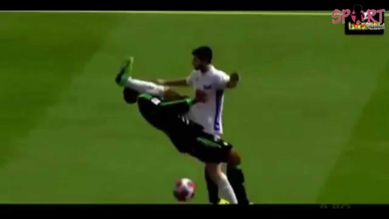 Video Lucu Sepak Bola Game PES Bikin Ngakakk YouTube