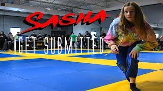 I Get Submitted in a Women's Jiu Jitsu Match