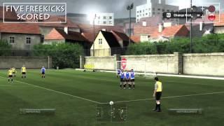 "FIFA12 - Virtual Pro ""Become a Legend"" Ep. 3 [Arena 21-28]"
