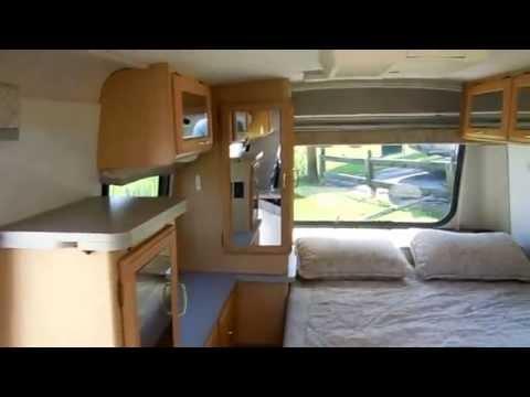 2005 Xplorer 230 XLW Class B Camper Van, Widebody Dually Rearend