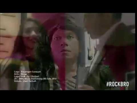 Bayangan Gurauan - Rimba Bara     #RockBro