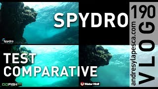 Spydro test comparative