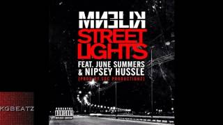Kilenm ft. Nipsey Hussle, June Summers - Street Lights [New 2014]