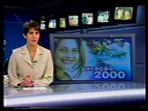 Jornal da Band - Rede Bandeirantes (29/06/2000)