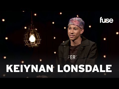 Keiynan Lonsdale Shares His Open, Honest Journey