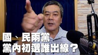 '19.04.22【觀點│小董真心話】國、民兩黨黨內初選誰出線?