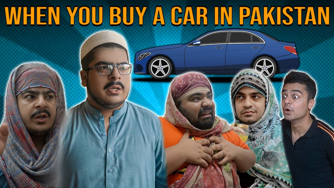 Download When You Buy A Car In Pakistan   Unique MicroFilms   Comedy Skit   UMF