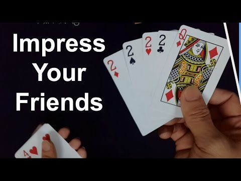 Easy Card Trick You Can Learn at Home [Magic tutorials #29]