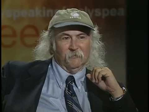 Speaking Freely: David Crosby