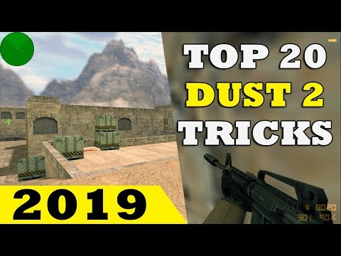 CS 1.6 Top 20 Tricks On DUST 2
