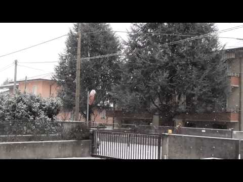 Neve a Vicenza - 12/02/2012 - (1-3) HD