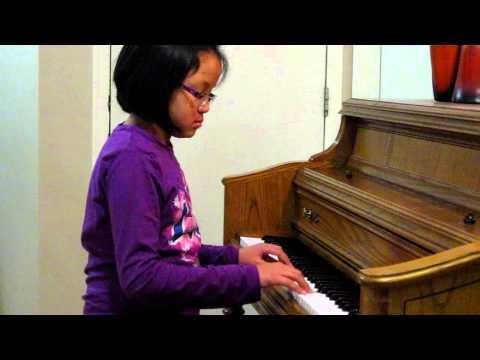 'Asarai Mahina ma' by Chujan Dukpa, Piano version