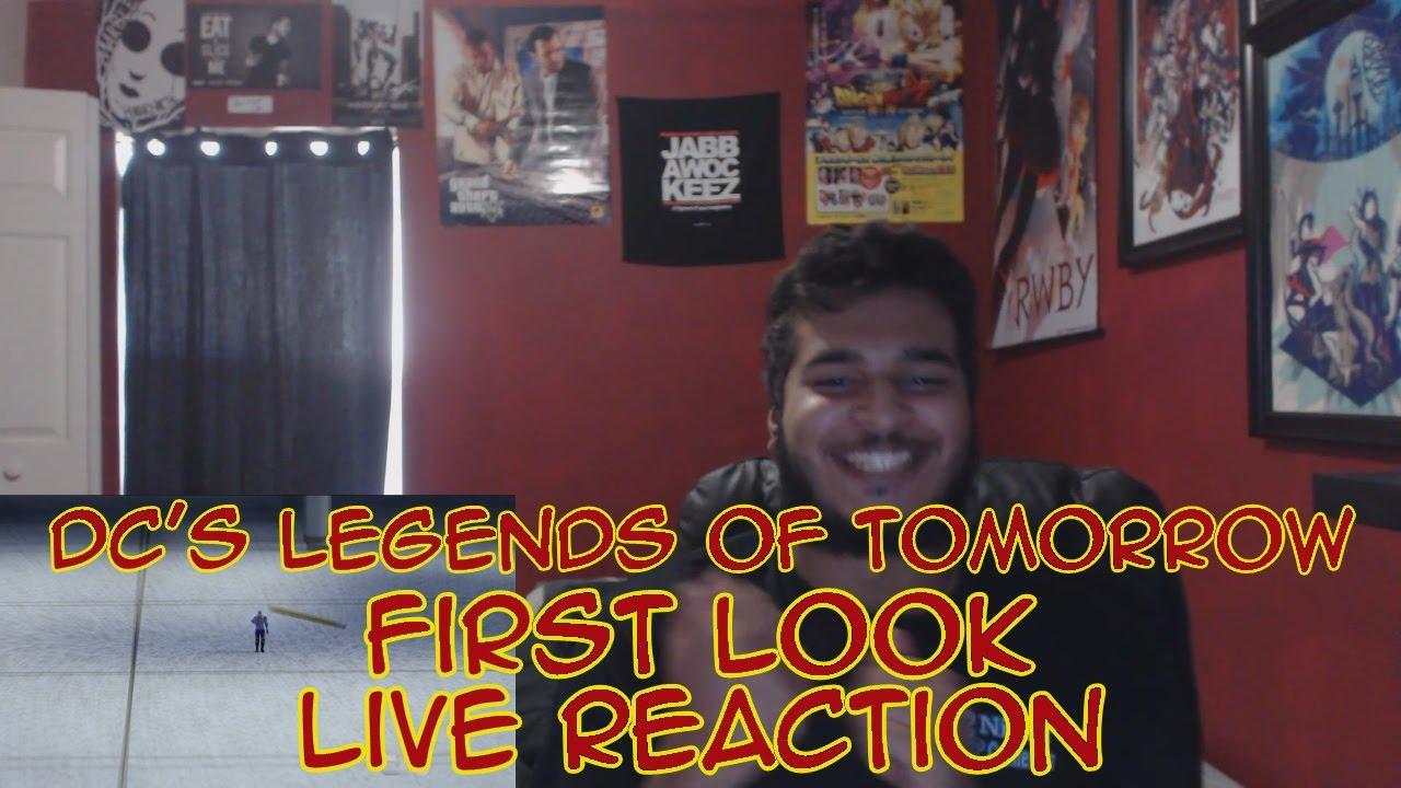 Legends Of Tomorrow Start