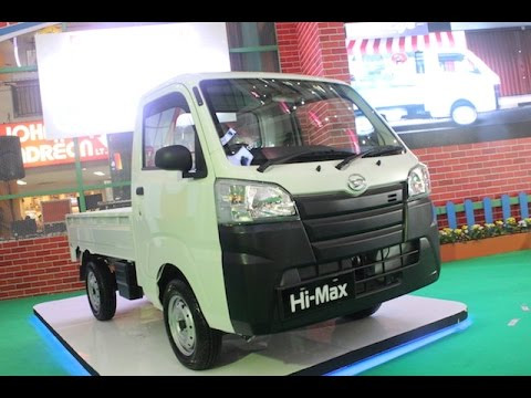 Spesifikasi Daihatsu Hi Max