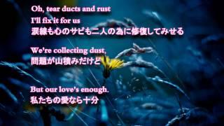 Just give me a reason Lyrics English & Japanese