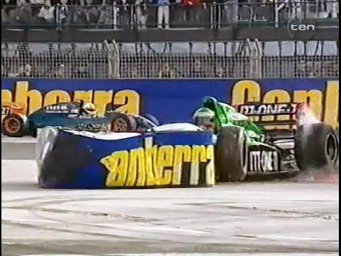 2001 Formula Holden - Canberra