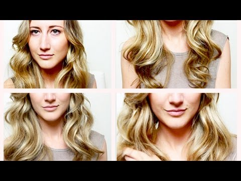 Curling Iron Who? The Best Heat-Free Curl Tutorials