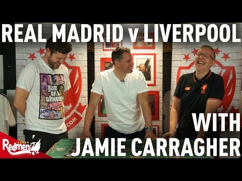 REAL MADRID VS LIVERPOOL | MATCH PREVIEW with Jamie Carraghe