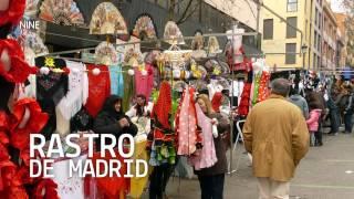 Madrid (España/Spain) - 10 sitios que tienes que ver