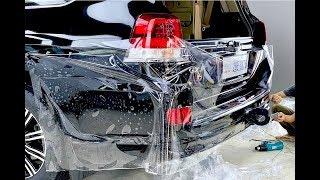 Paint Protection Film Car || 2018 Toyota LandCruiser Black Edition | Car Shoping