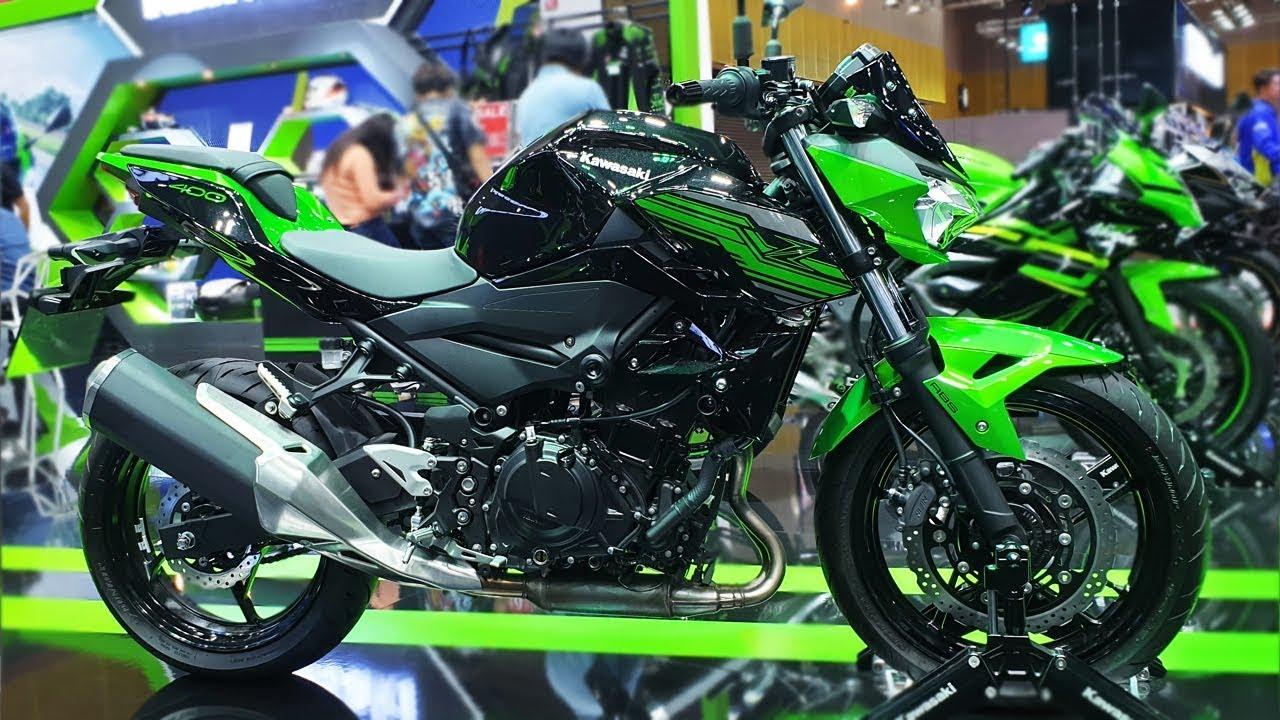 2019 Kawasaki Z400 ABS For Sale Petersburg, WV : 90442