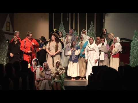 Nativity! The Musical - WestPres Burbank 2012
