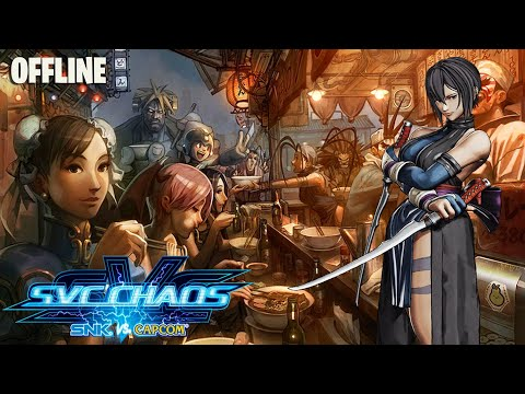 OFFLine Pastinya! SNK vs CAPCOM Chaos Super Plus Android Gameplay MAME - 동영상
