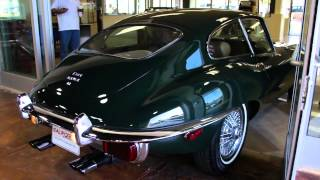 1970 Jaguar XKE 2 Owners California Car