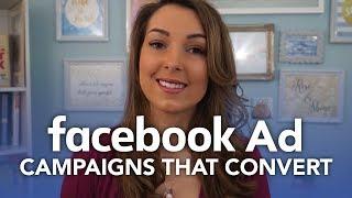 Wie Erstellen Facebook Ad-Kampagnen, Die Bekommt Konvertierungen
