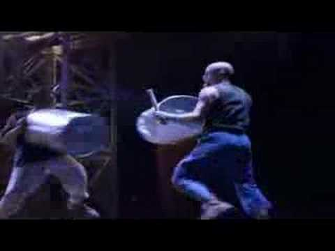 Stomp- Stomp Out Loud