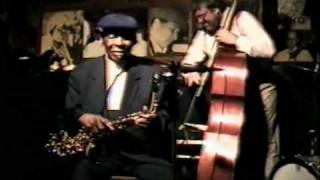 "Benny Waters & Jan Jankeje Quartett ""Margie"" 1998 Jazzfest Wien Jazzland"