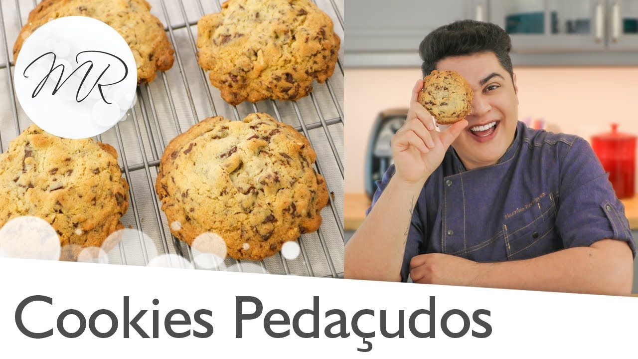 Cookies Pedaçudos - Maurício Rodrigues