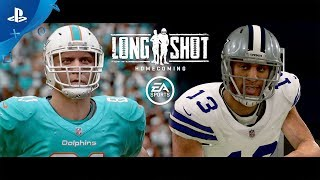 Madden NFL 19 - Longshot 2: Homecoming Trailer | PS4