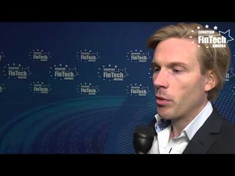 Interview Christoffer Hernaes Sparebank at European FinTech Awards & Conference 2016