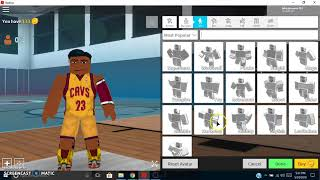 Robloxian Highschool: How To Be LeBron James: How To Be Anyone #1