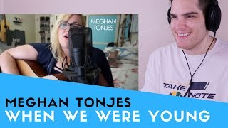 Voice Teacher Reacts to Meghan Tonjes - When We Were Young (ft. Weezer)