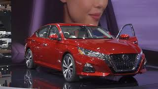 2019 Nissan Altima First Look