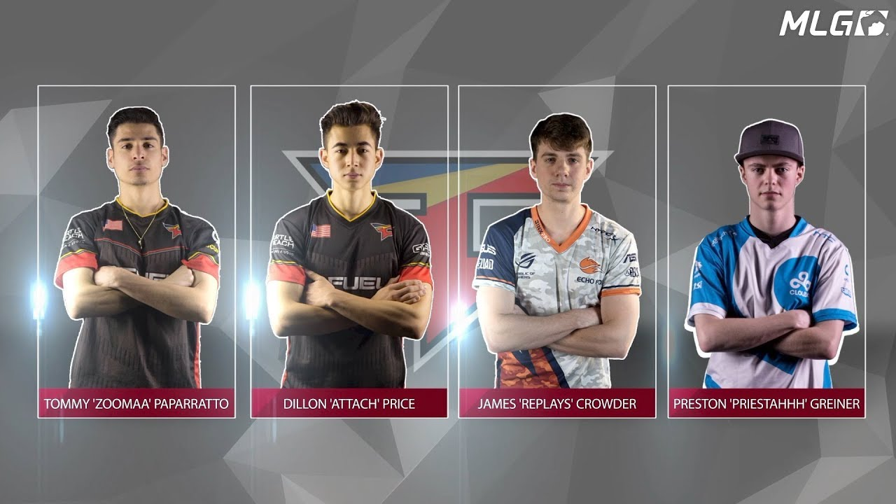 Faze Clan Announce New Call Of Duty Wwii Roster Youtube