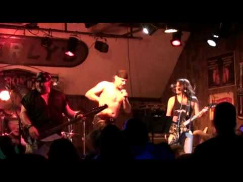 Poison Cherry - Wild Side - Motley Crue Cover - Enfield 2012